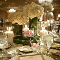 Centerpieces, Classic Wedding Flowers & Decor, Glam Wedding Flowers & Decor