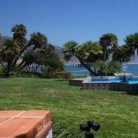 Reception, Flowers & Decor, venue, Beach, Beach Wedding Flowers & Decor, Site, Outdoors, Malibu, House, Adamson