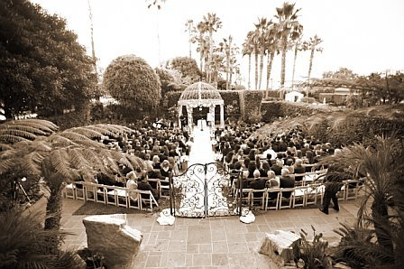 Ceremony, Flowers & Decor, Ritz carlton marina del rey, Ritz carlton