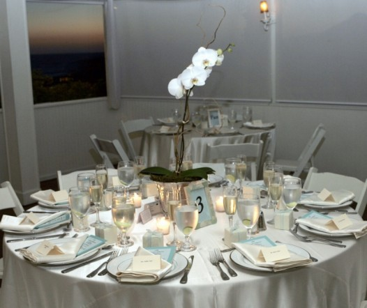 Reception, Flowers & Decor, Centerpieces, Centerpiece, Linens