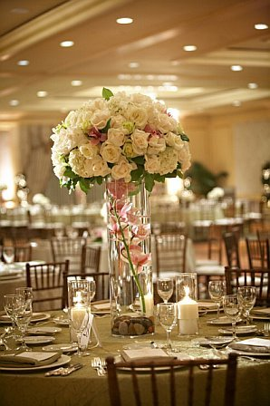 Flowers & Decor, Centerpieces, Flowers, Centerpiece, Luna gardens