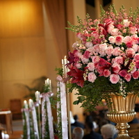 pink, Ceremony Flowers, Vintage Wedding Flowers & Decor