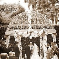 Ceremony, Flowers & Decor, Gazebo, Ritz carlton marina del rey