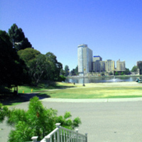 Park, Lakeside park, Lakeside