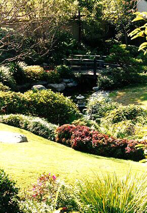 Japanese, James irvine garden