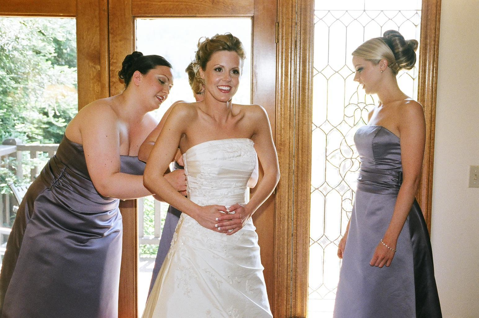 Bridesmaids, Bridesmaids Dresses, Wedding Dresses, Fashion, purple, dress
