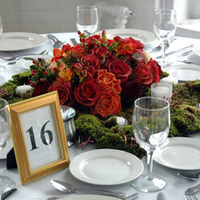 red, Centerpiece, Fleurs bella