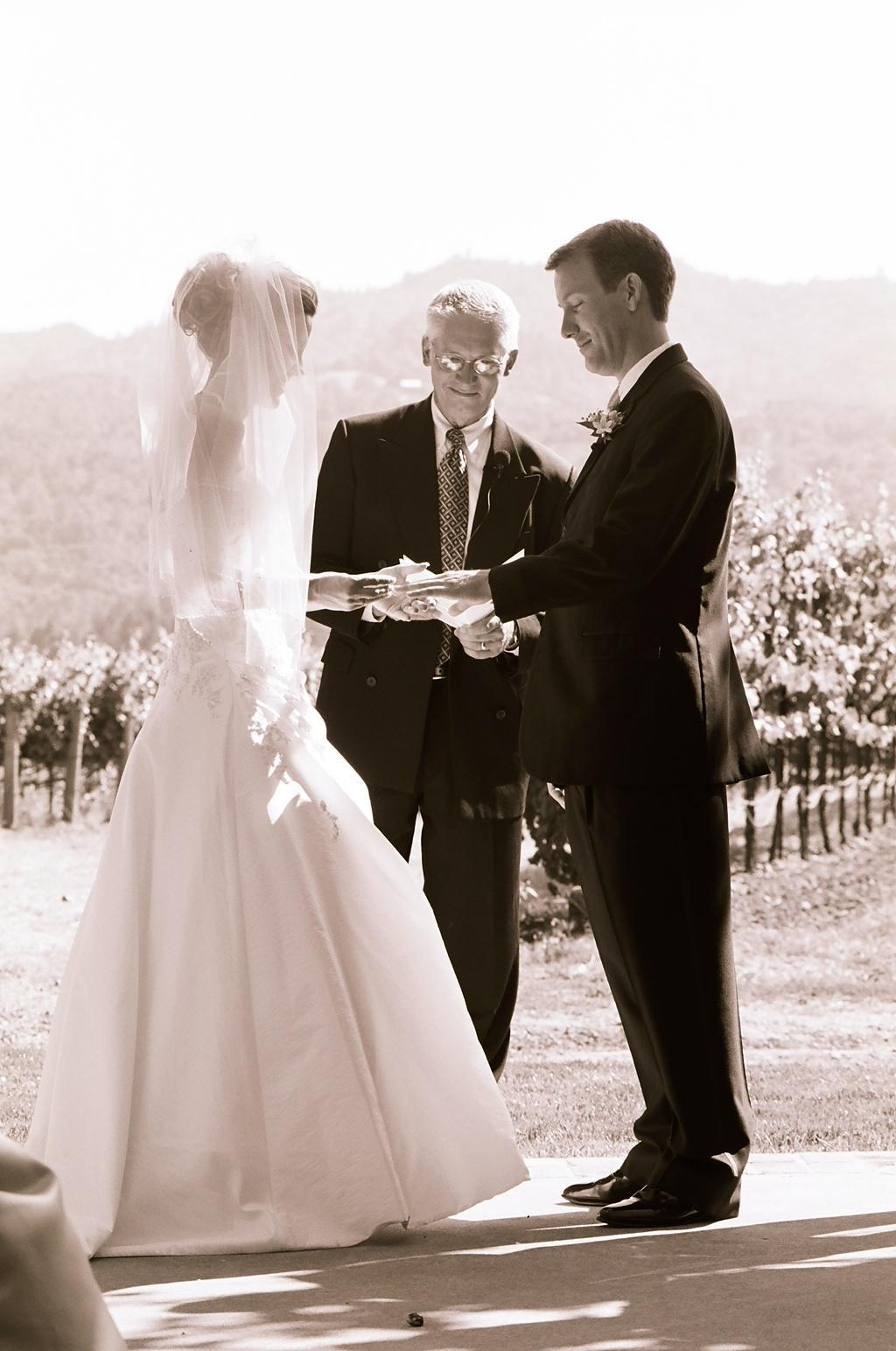 Ceremony, Flowers & Decor, Vineyard