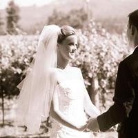 Ceremony, Flowers & Decor, Veils, Fashion, Vineyard, Veil