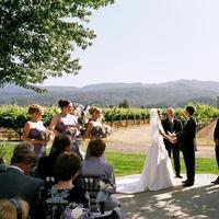 Ceremony, Flowers & Decor, Wedding Dresses, Fashion, purple, dress, Vineyard