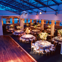 Reception, Flowers & Decor, purple, Tribeca rooftop