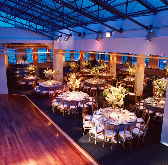 Reception, Flowers & Decor, purple, Tribeca rooftop