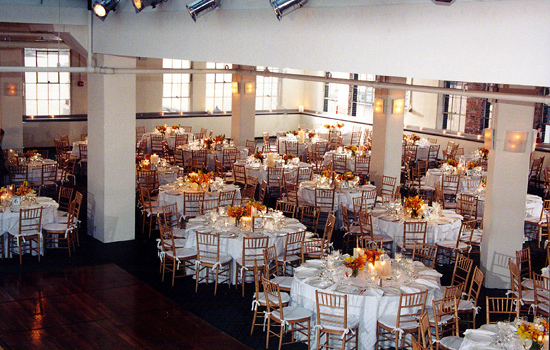 Reception, Flowers & Decor, Tribeca rooftop