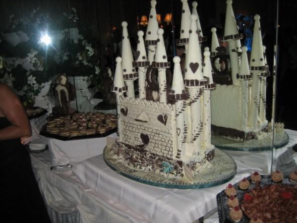 Dessert, Castle