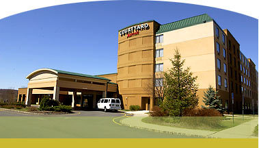 Courtyard marriott - mt arlington