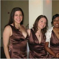 Bridesmaids, Bridesmaids Dresses, Wedding Dresses, Fashion, brown, dress, Necklace, Periwinkle designs, Wwwperiwinkle-designscom