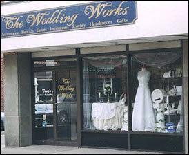 The wedding works