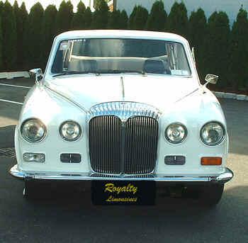 Royalty limousine