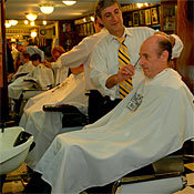 Paul mole barber shop