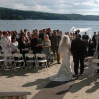 Ceremony, Flowers & Decor, Lake mohawk country club