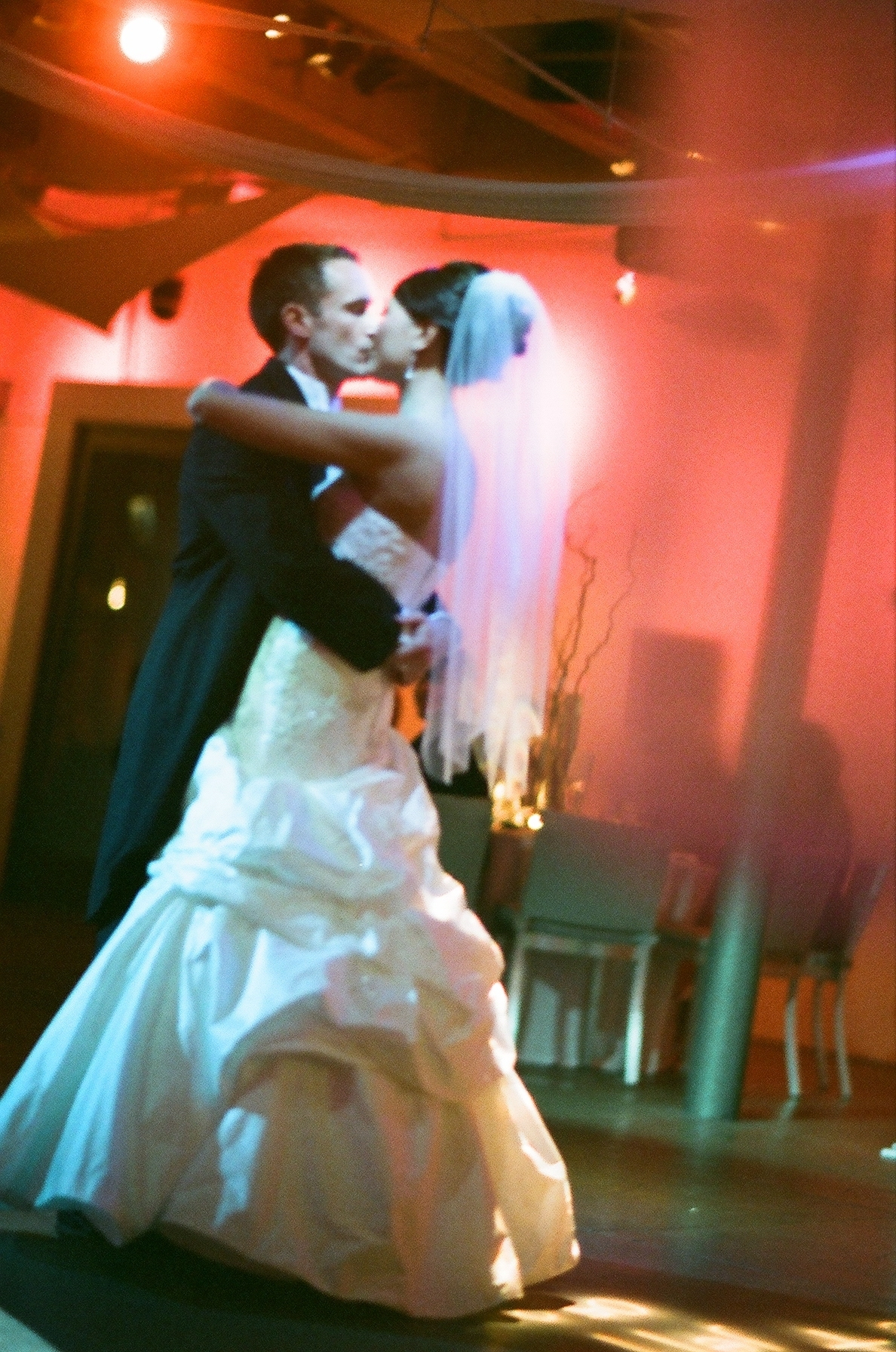 Reception, Flowers & Decor, Bride, Groom, Dance, First, Together