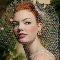 Veils, Fashion, Veil, Leah c couture millinery