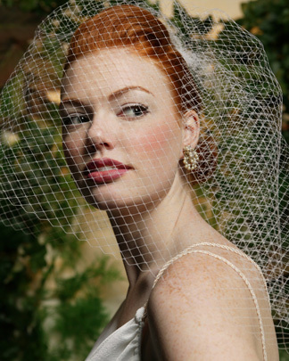 Veils, Fashion, Veil, Leah c couture millinery