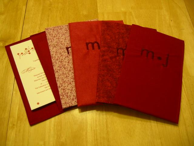 DIY, Stationery, red, Invitations