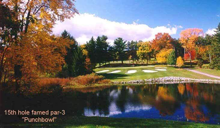 Mohawk golf club