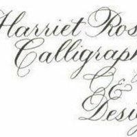 Rose calligraphy