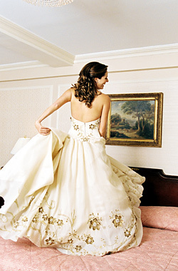 Wedding Dresses, Fashion, dress, Eleni lambros couture