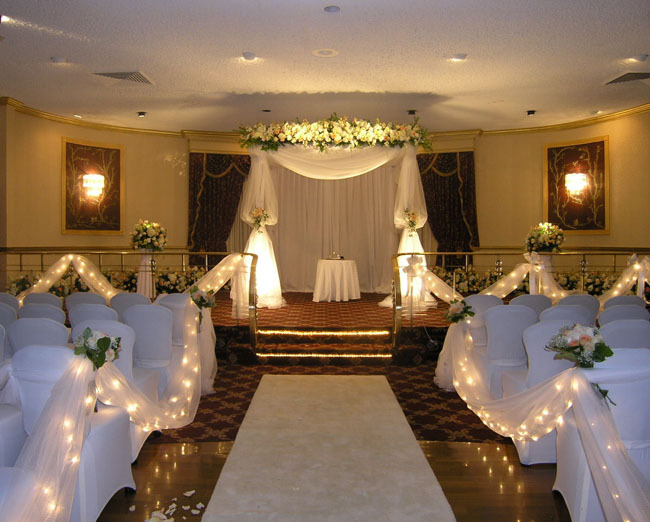 Ceremony, Flowers & Decor, The chanticler