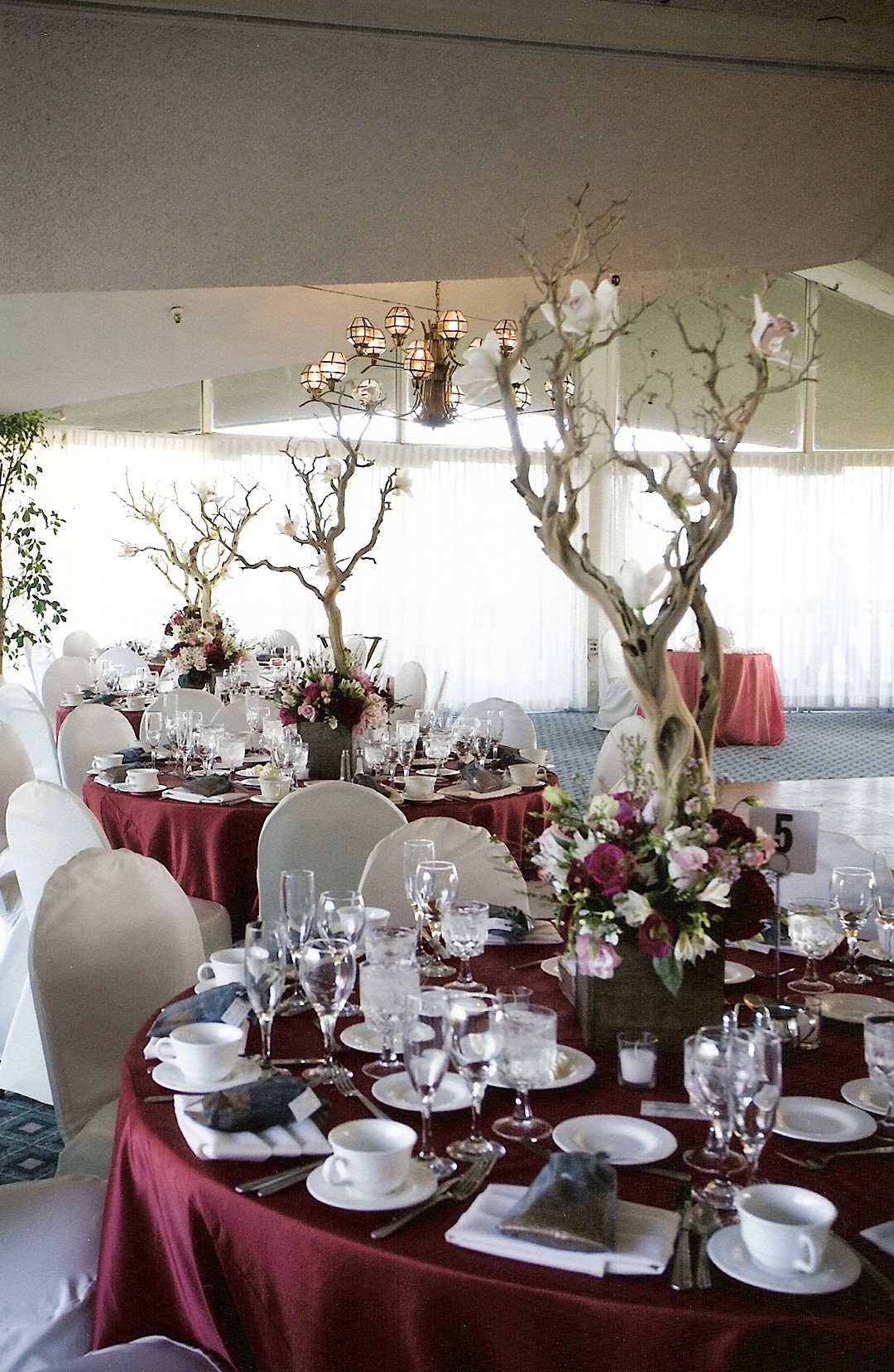 Reception, Flowers & Decor, Centerpieces, Flowers, Centerpiece, Branches
