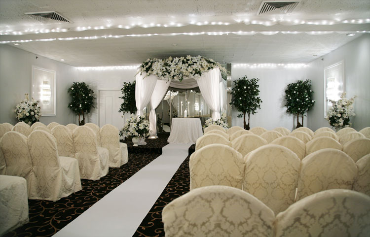 Ceremony, Flowers & Decor, Richfield regency