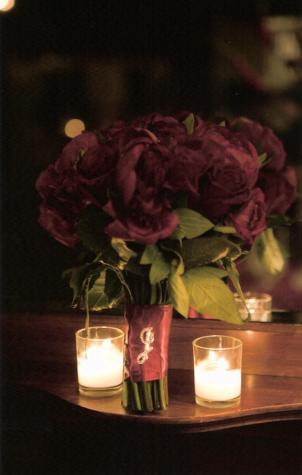 Reception, Flowers & Decor, red, burgundy, Flowers, Peonies, Kerim