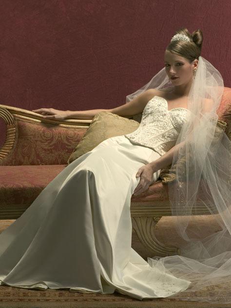 Wedding Dresses, Fashion, dress, Demetrios couture