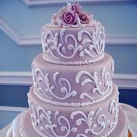 Cakes, purple, cake, La promenade