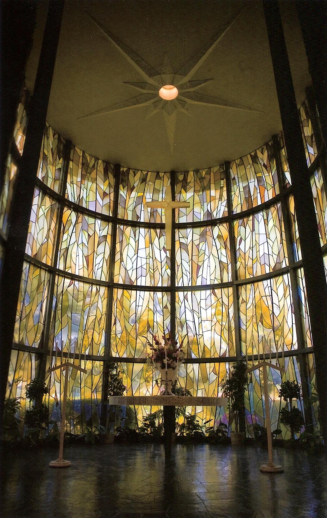 Ceremony, Flowers & Decor, Church, Stump, Vanessa