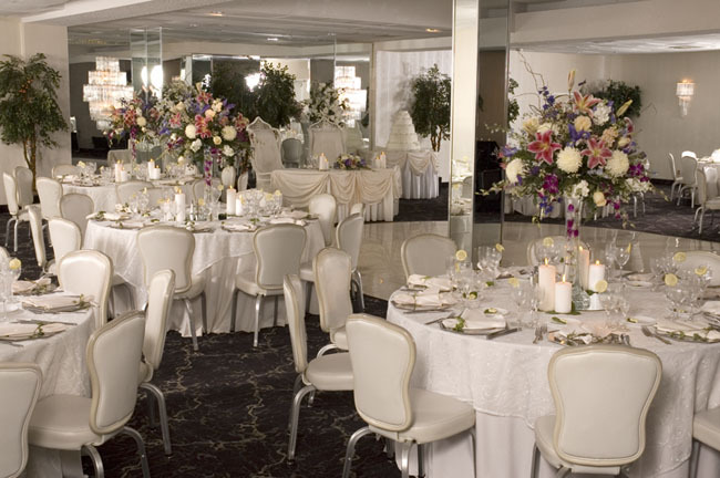 Reception, Flowers & Decor, Richfield regency