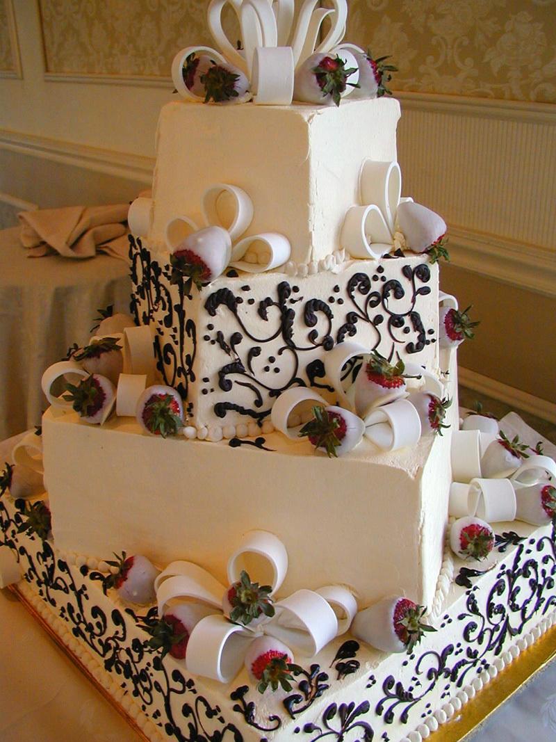 Cakes, cake, La promenade