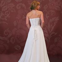 Wedding Dresses, Fashion, dress, Corset, Chiffon, Chiffon Wedding Dresses