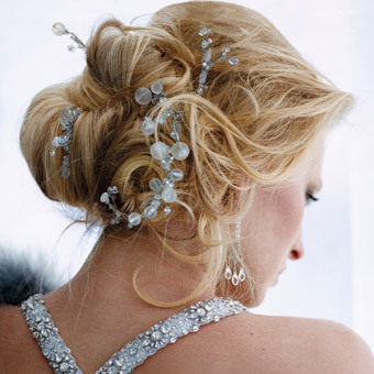 Beauty, Curly Hair, Bride, Hair, Curly, Low-do