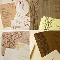 Stationery, Eco-Friendly Wedding Invitations, Garden Wedding Invitations, Rustic Wedding Invitations, Invitations
