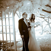 Ceremony, La, Outdoor, Club, Golf, Turn loose the art, Infrared, Habra, Westridge, Flowers & Decor
