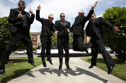 Groomsmen, Pre-wedding