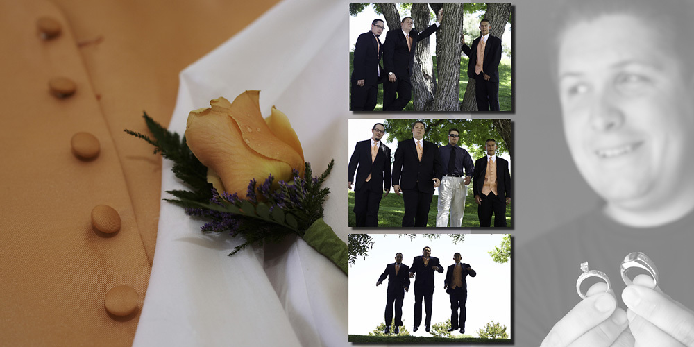 Flowers & Decor, Classic, Groomsmen, Flowers, Classic Wedding Flowers & Decor, Groom, Rings, Pre-wedding