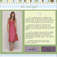 Bridesmaid, Newsletter