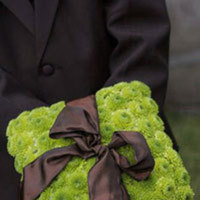 Ceremony, Flowers & Decor, Ceremony Flowers, Flowers, Ring pillow