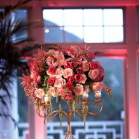pink, Centerpieces, Glam Wedding Flowers & Decor, Vintage Wedding Flowers & Decor