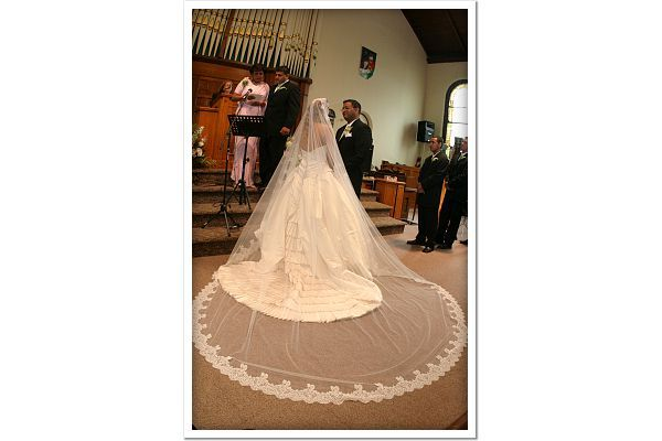 Ceremony, Flowers & Decor, Wedding Dresses, Veils, Fashion, dress, Veil